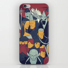 The Return of the King iPhone & iPod Skin