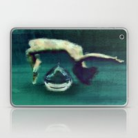 In the depths Laptop & iPad Skin