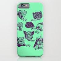 Pet Sounds iPhone 6 Slim Case