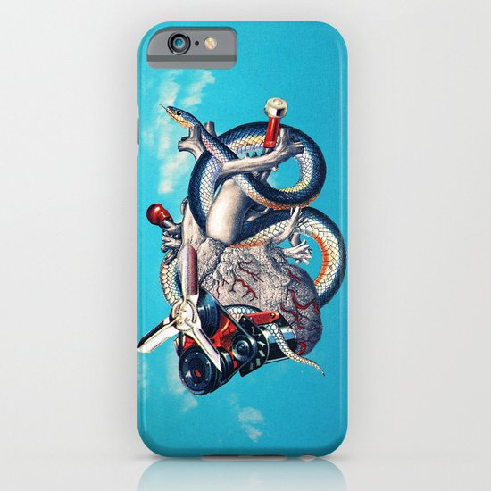 Heart of Illuminati iPhone & iPod Case