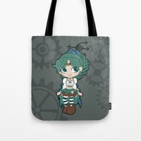 Steampunk Sailor Neptune… Tote Bag