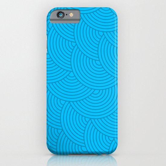 Dark Waves iPhone & iPod Case