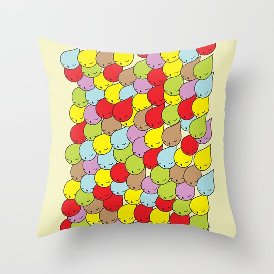 IT'S YOU Throw Pillow