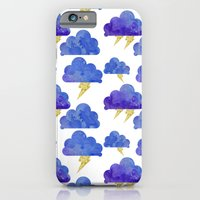 iPhone & iPod Case featuring storm by serenita