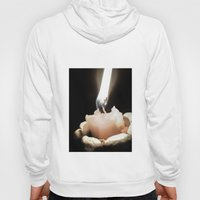 United with fire (Moth) Hoody