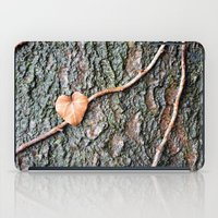 Heart And Tree iPad Case