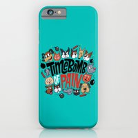 Time Bomb Of Pain iPhone 6 Slim Case