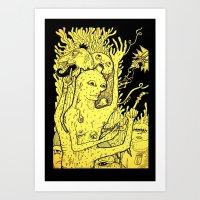 R. no#3 Art Print