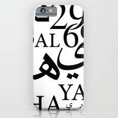HA DAL YA! Slim Case iPhone 6s