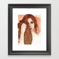 Do What You Want Framed Art Print