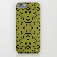 iPhone & iPod Case featuring Alphabet by Chelsea Densmore