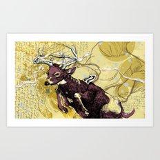 Win Art Print