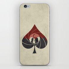 Casino Royale Minimalist iPhone & iPod Skin