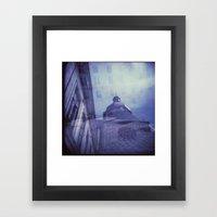 Holga Double Exposure: Eglise Saint-Paul-Saint-Louis, Paris  Framed Art Print