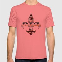 The Royal Treatment Mens Fitted Tee Pomegranate SMALL