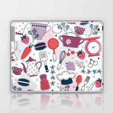 Kitchen (I Love Ma Kitchen) Laptop & iPad Skin