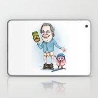 Jean Charest sucks Laptop & iPad Skin