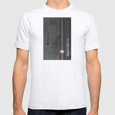 Polaroid Spirit 600 CL, black Mens Fitted Tee Ash Grey SMALL