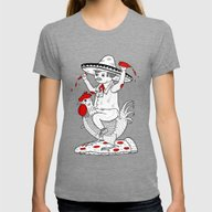 On The Topic Of How Vari… Womens Fitted Tee Tri-Grey SMALL