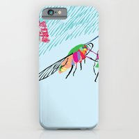 iPhone & iPod Case featuring Bringing what I got [MOTH] [COLORS] [RAIN] [GIVEN] [GIVE] by David Nuh Omar