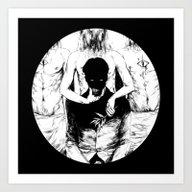 Art Print featuring TEETHING by TEEETHING
