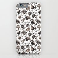 Winter blossom iPhone 6 Slim Case