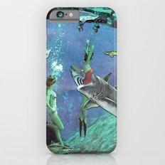Sharks Slim Case iPhone 6s