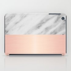 Real Italian Marble And … iPad Case