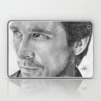 Christian Bale Tradition… Laptop & iPad Skin