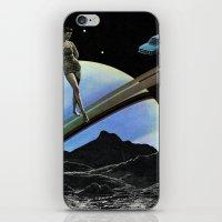 I Can't See You. I'm Dea… iPhone & iPod Skin