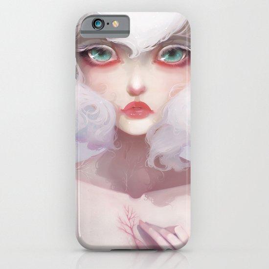 Le coeur des crocus... iPhone & iPod Case