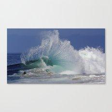 Superflare Canvas Print