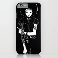 iPhone & iPod Case featuring Lit Match by Albert Lee