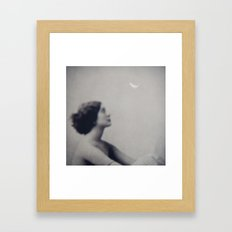 on and on and on Framed Art Print