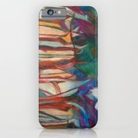iPhone & iPod Case featuring Abstract Landscape I by Natasha Crosby