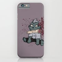 iPhone & iPod Case featuring Zom-Boy  by YetiParade