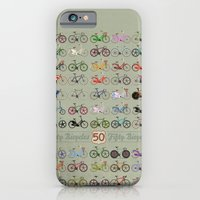 iPhone & iPod Case featuring Bicycle by Wyatt Design