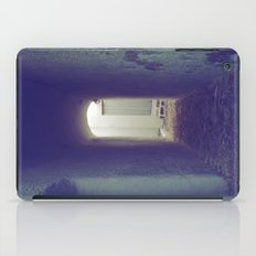 Light at the end of the tunnel II iPad Case