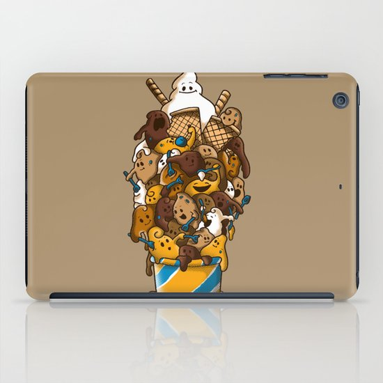 Ice Cream Time iPad Case