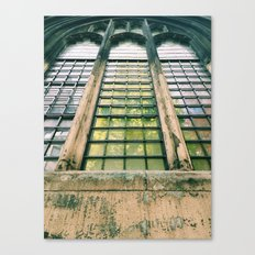 St Dunstan in the East Canvas Print