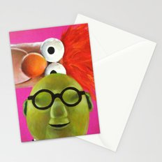 The Muppets - Bunsen and Beaker Stationery Cards