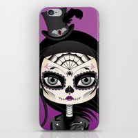 She's In Parties iPhone & iPod Skin