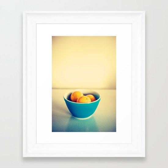 Fruit II  Framed Art Print