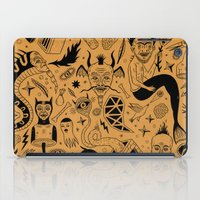 Curious Collection No. 1 iPad Case