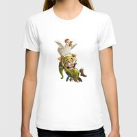 zelda T-shirts featuring Zelda by Dave Armstrong