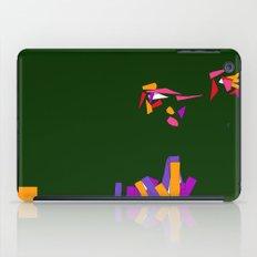 Fragmentation 3 iPad Case