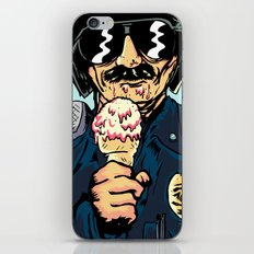 Oh Officer! iPhone & iPod Skin