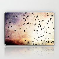 Bird's Flyin' High Laptop & iPad Skin