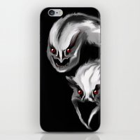 Dark Dream Givers iPhone & iPod Skin
