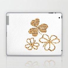PAPERCUT FLOWER 4 Laptop & iPad Skin